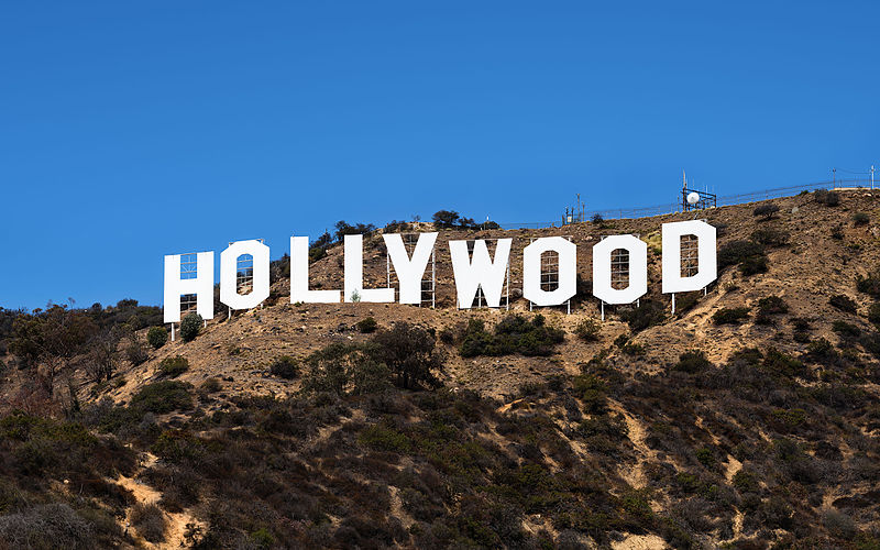 Hollywood Sign - Celebrities with Bunions